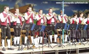 Sonnwendfeier beim Verein der Bayern in Berlin