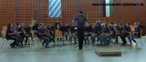 Vorspiel der Jugendkapelle Opfenbach