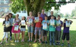 Juniorabzeichen 2011