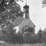 Kapelle in Mywiler um 1970