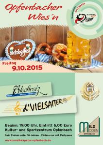 Opfenbacher Wies'n 2015