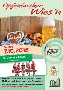 Opfenbacher Wies'n 2016