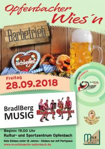 Opfenbacher Wiesn 2018