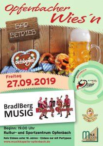 Opfenbacher Wiesn 2019